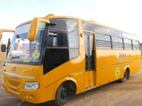 The Geekay World School Ranipet :: Transport System